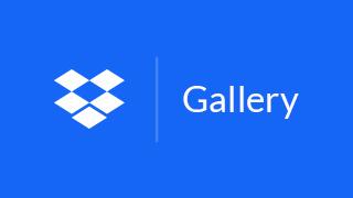 Dropbox Gallery