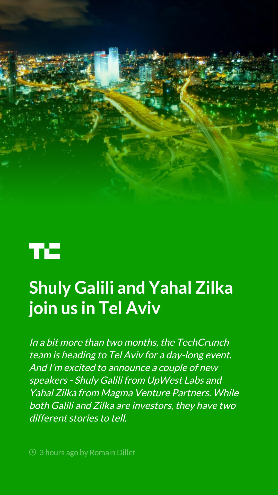 TechCrunch screenshot 3