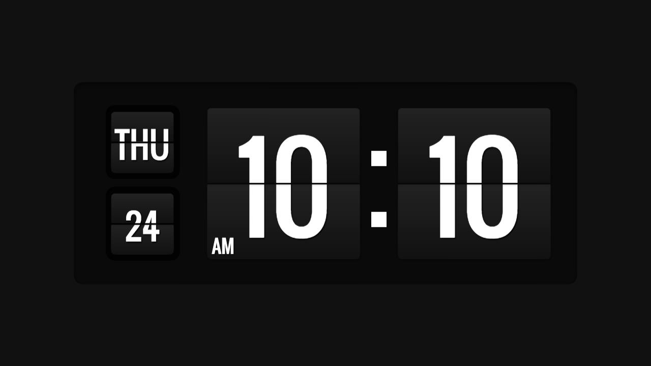 Clock screenshot 5