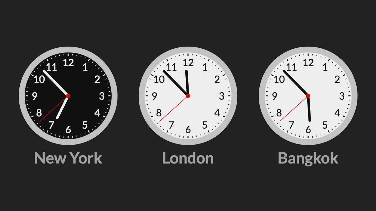World Clock screenshot 6