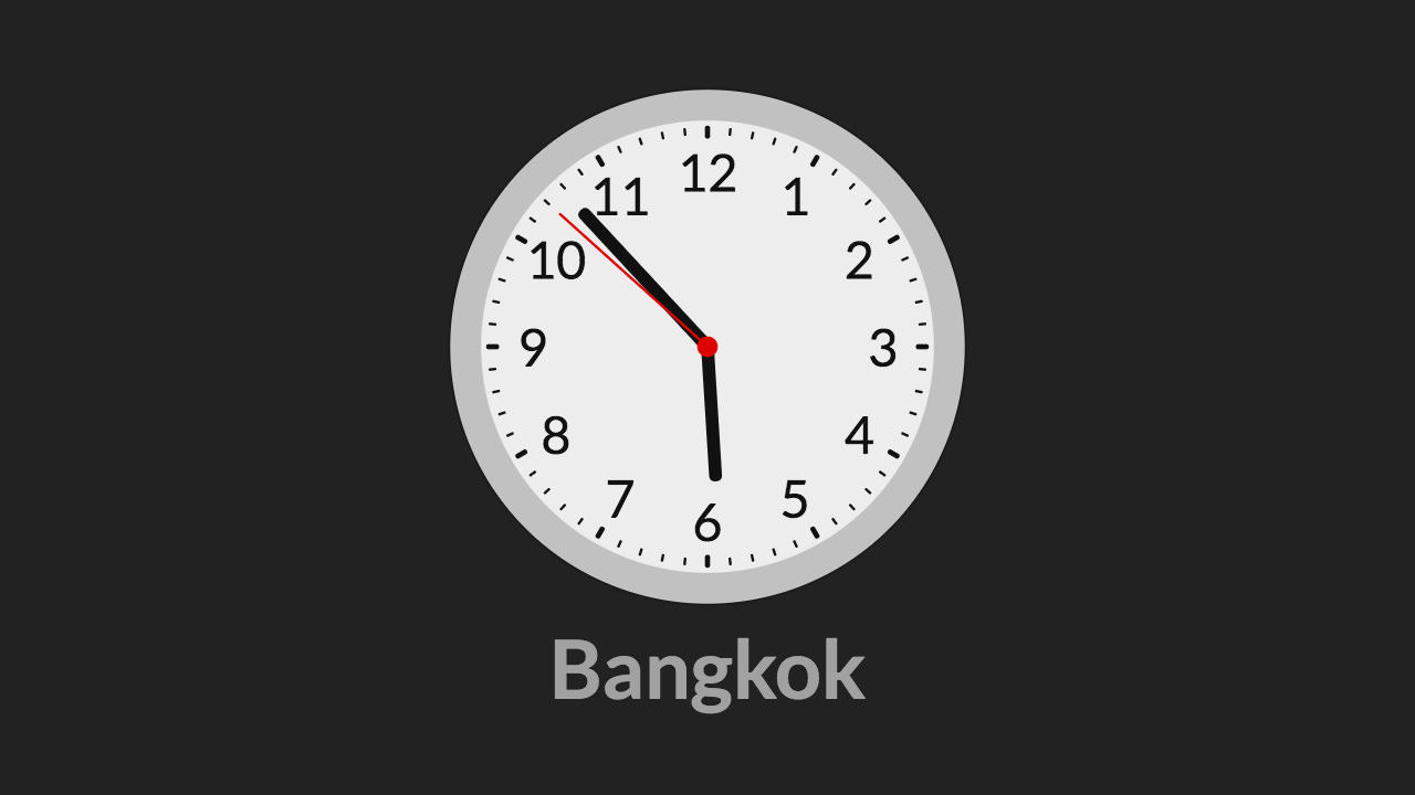 World Clock screenshot 8