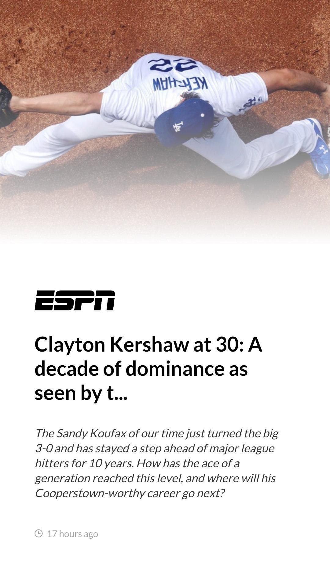 ESPN screenshot 3