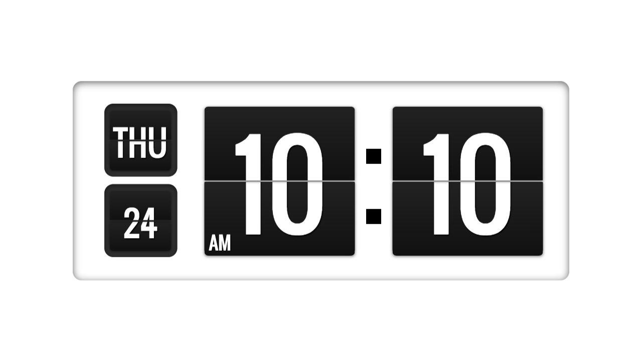 Clock screenshot 6