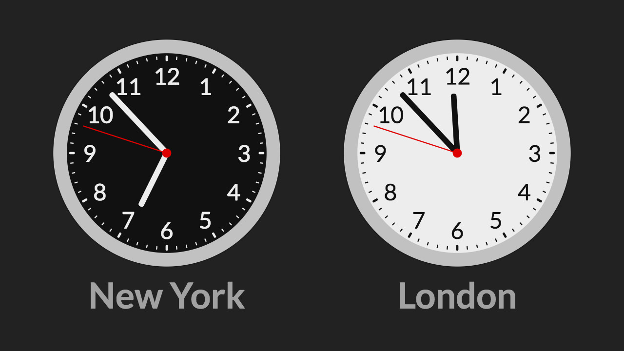 World Clock screenshot 5